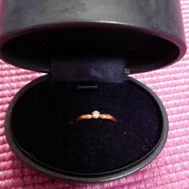 4℃(ヨンドシー)の4℃ リング 18K レディースのアクセサリー(リング(指輪))の商品写真