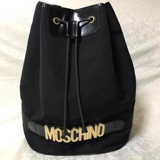 モスキーノ(MOSCHINO)のMOSCHINO リュック(リュック/バックパック)