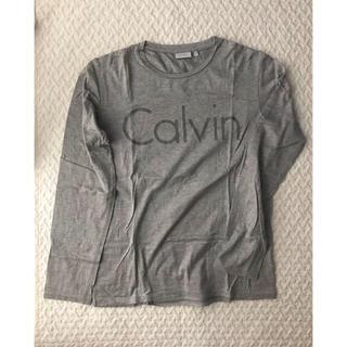 カルバンクライン(Calvin Klein)のカルバンクライン ジャーナルスタンダード ロゴ Tシャツ ロンT カットソー(Tシャツ/カットソー(七分/長袖))