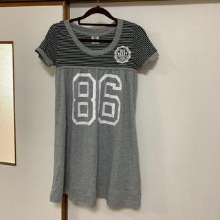 ヴィクトリアズシークレット(Victoria's Secret)のヴィクトリアシークレット  チュニック Tシャツ(Tシャツ(半袖/袖なし))