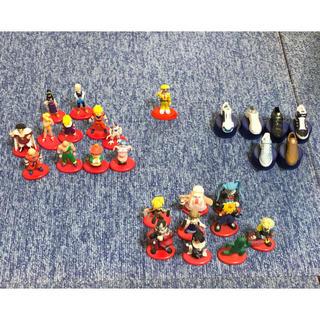 コカコーラ(コカ・コーラ)のフィギュア(ドラゴンボール&ファイナルファンタジー&こち亀&靴)(フィギュア)