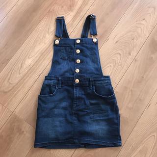 エイチアンドエム(H&M)のだいず様専用 H&M  デニム ジャンパースカート サロペット(ワンピース)