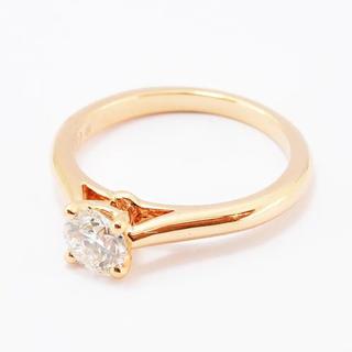 カルティエ(Cartier)のカルティエ リング ソリテール ダイヤ 10号 新品仕上済(リング(指輪))