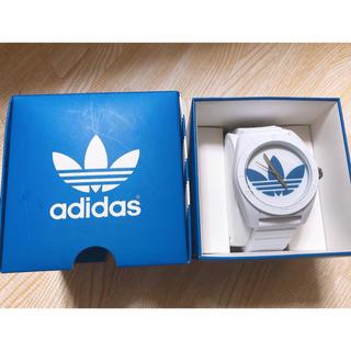 adidas - アディダス adidas 腕時計メンズレディース 白青