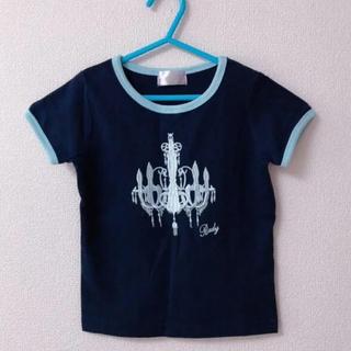 レディー(Rady)のちびRady☆シャンデリア Tシャツ 100(Tシャツ/カットソー)