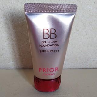 プリオール(PRIOR)のプリオール美つやBBジェルクリームオークル3(BBクリーム)