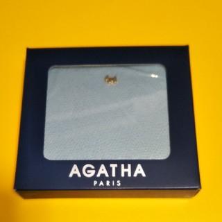 AGATHA - JAL 機内販売 限定 アガタ パリ 財布