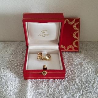 カルティエ(Cartier)のCartier 3ゴールド三連リング❣️(リング(指輪))