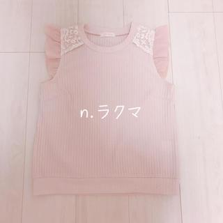 リズリサ(LIZ LISA)のトップス(シャツ/ブラウス(半袖/袖なし))