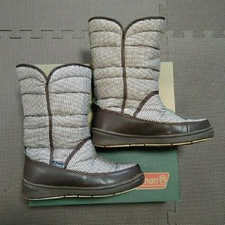 コールマン(Coleman)のColeman ウォータープルーフブーツ カラー:ブラウンコンビ 定価5900円(ブーツ)
