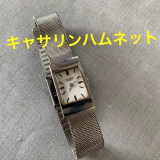 キャサリンハムネット(KATHARINE HAMNETT)のレディース腕時計 キャサリンハムネット(腕時計)