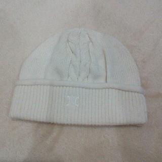 セリーヌ(celine)のベビー♡セリーヌニット帽(帽子)