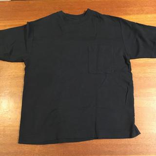 ムジルシリョウヒン(MUJI (無印良品))のMUJI labo ドロップショルダーTシャツ (Tシャツ/カットソー(半袖/袖なし))