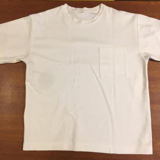ムジルシリョウヒン(MUJI (無印良品))のMUJI labo ビックシルエットTシャツ(Tシャツ/カットソー(半袖/袖なし))