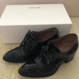 セリーヌ(celine)のCeline レースアップシューズ (ローファー/革靴)