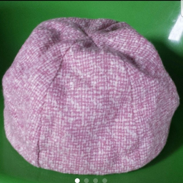 CECIL McBEE(セシルマクビー)のセシルマクビー ベレー帽 レディースの帽子(ハンチング/ベレー帽)の商品写真