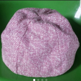 セシルマクビー(CECIL McBEE)のセシルマクビー ベレー帽(ハンチング/ベレー帽)