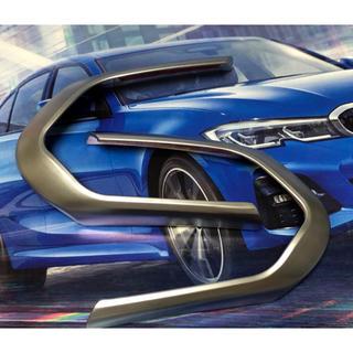 BMW - BMW ステアリングホイールカバートリム クローム Mスポーツ用 新品未使用