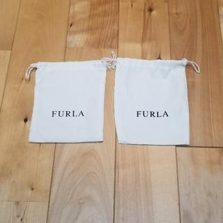 フルラ(Furla)のFURLA ミニ巾着 2袋(ショップ袋)
