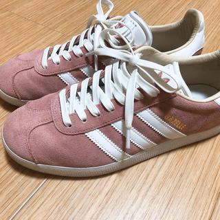 アディダス(adidas)の【adidas】ガゼル ピンクスニーカー(スニーカー)