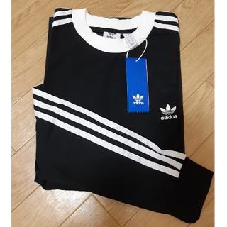アディダス(adidas)のビッグサイズ ロンT アディダスオリジナルス(Tシャツ(長袖/七分))