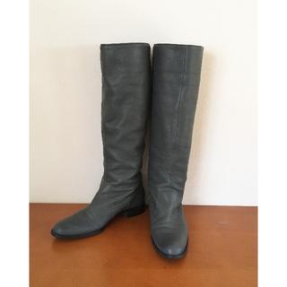 バークレー(BARCLAY)のBARCLAY バークレー  ロングブーツ 24.5cm (ブーツ)