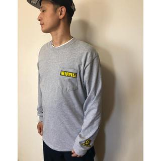 プルーフオブゴールドポケットロゴBoxTシャツ(Tシャツ/カットソー(七分/長袖))