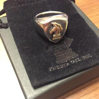 プエルタデルソル(PUERTA DEL SOL)のプエルタデルソル  リング K18 silver(リング(指輪))
