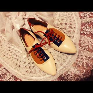 シャルロットオリンピア(Charlotte Olympia)のcharlotte olympia  シャルロットオリンピア 革靴(ローファー/革靴)