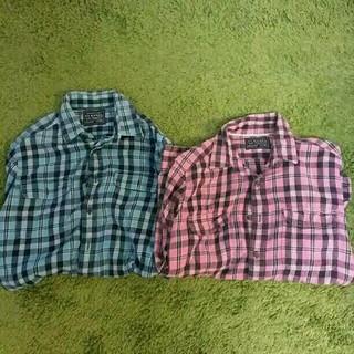 ユニクロ(UNIQLO)のフランネルシャツ セット価格(シャツ)