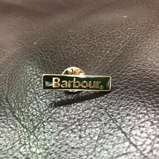 バーブァー(Barbour)の新品 Barbour バブアー ピンズ ピンバッジ ピンバッチ(その他)
