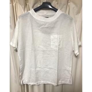 エンジニアードガーメンツ(Engineered Garments)のエンジニアードガーメンツ Tシャツ シャツ プルオーバー ネペンテス モック(Tシャツ/カットソー(半袖/袖なし))