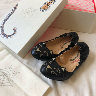 Charlotte Olympia - Charlotte Olympia  kitty フラットシューズ