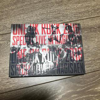 ワンオクロック(ONE OK ROCK)のONE OK ROCK 渚園ライブ Blu-ray(ミュージック)