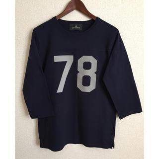 ナノユニバース(nano・universe)のメンズ 七分袖Tシャツ(Tシャツ/カットソー(七分/長袖))