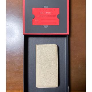エルメス(Hermes)のボナペンチュラ6S iPhoneカバーグレージュ定価12960(モバイルケース/カバー)