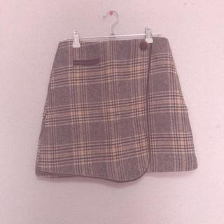 ロジータ(ROJITA)のチェック柄スカート(ミニスカート)