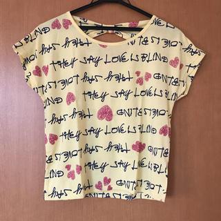シマムラ(しまむら)のTシャツ 150(Tシャツ/カットソー)