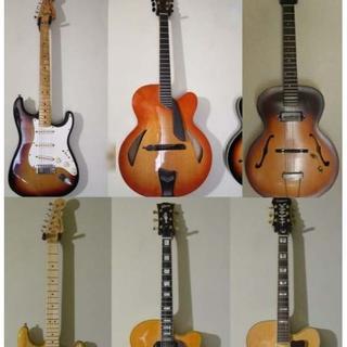 ギター壁掛けスタンド 弦楽器全般 1個 (エレキギター)