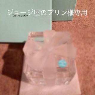 ティファニー(Tiffany & Co.)の専用  ティファニー クリスタル ガラスボックス(小物入れ)