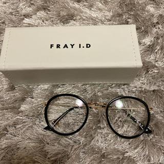 フレイアイディー(FRAY I.D)のFRAY.ID だてメガネ(サングラス/メガネ)