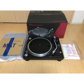 パイオニア(Pioneer)のパイオニア  ターンテーブル PLX 1000 【ほぼ未使用】(ターンテーブル)