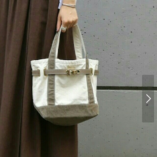 ドゥーズィエムクラス(DEUXIEME CLASSE)の新品タグ付◆シータパランティカ トートバッグ(トートバッグ)