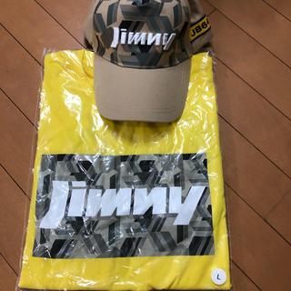 スズキ(スズキ)のジムニー 非売品 Tシャツ&CAP(車外アクセサリ)