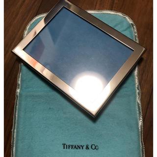 ティファニー(Tiffany & Co.)のティファニー フォトフレーム(フォトフレーム)