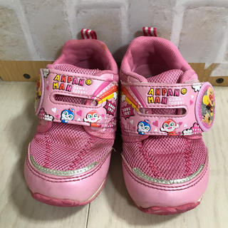 アンパンマン(アンパンマン)のアンパンマン 運動靴14.5(スニーカー)