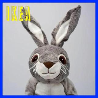 イケア(IKEA)のIKEA VANDRING HARE ソフトトイ ぬいぐるみ うさぎ  (ぬいぐるみ)