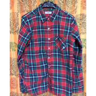 ロデオクラウンズワイドボウル(RODEO CROWNS WIDE BOWL)のRCWB チェックシャツ(シャツ/ブラウス(長袖/七分))