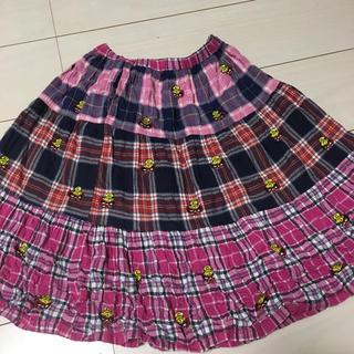 ヒステリックミニ(HYSTERIC MINI)の110センチ(スカート)