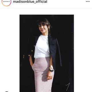 マディソンブルー(MADISONBLUE)のマディソンブルー 3BジャケットMADISON BLUE新品タグ付(テーラードジャケット)